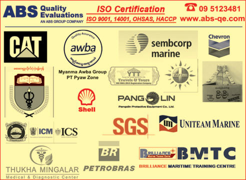ABS Quality Evaluations - ISO Certification Body Services