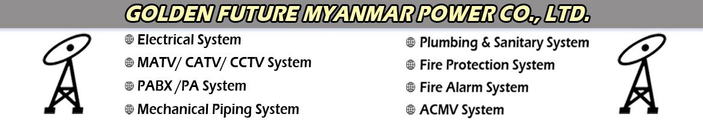 Golden Future Myanmar Power Co., Ltd.
