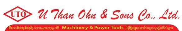 U Than Ohn & Sons Co., Ltd.