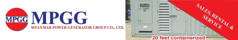 Myanmar Power Generator Group Co., Ltd.
