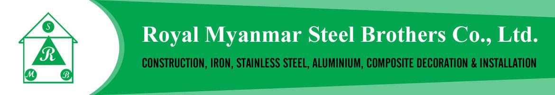 Royal Myanmar Steel Brothers Co., Ltd.