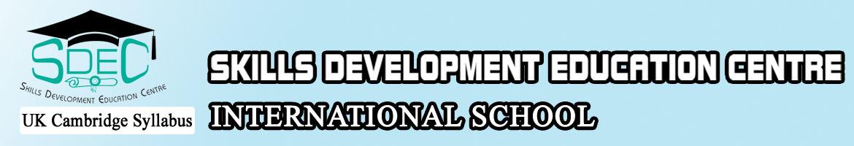 Skills Development Education Centre (SDEC)