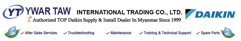 Ywar Taw International Trading Co., Ltd.