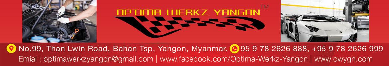 Optima Werkz Yangon