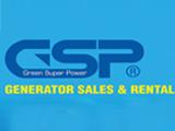 Green Super Power Co., Ltd.(Generators & Transformers Sales/Services & Rental)