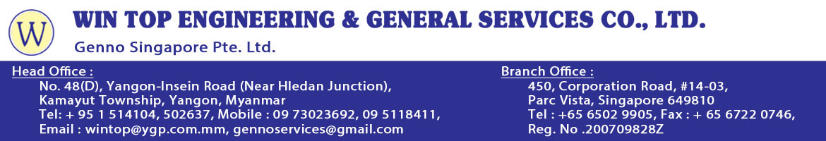 Win Top Engineering & General Services Co., Ltd.