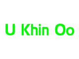 U Khin Oo(Engineering Courses)