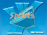 5 Pixels(Silk Screen Printing Inks & Accessories)