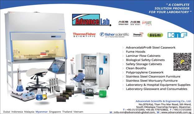 Advancelab Scientific & Engineering Co , Ltd  - Laboratory