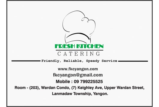 Fresh Kitchen Catering Services