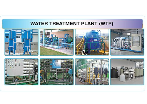 Water Treatment Company Product : Crown tech engineering myanmar co ltd wastewater