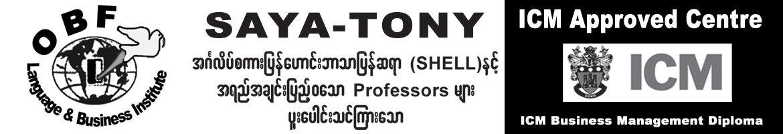 Saya Tony