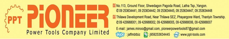 Pioneer Power Tools Co., Ltd.