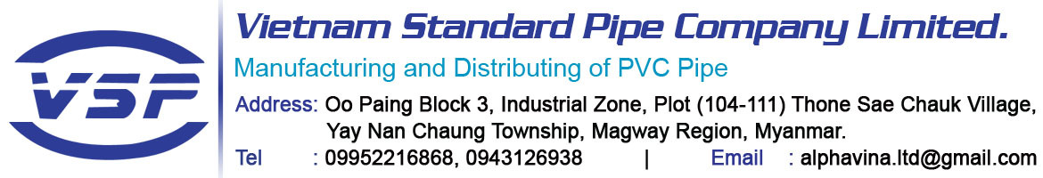 Vietnam Standard Pipe Co., Ltd.