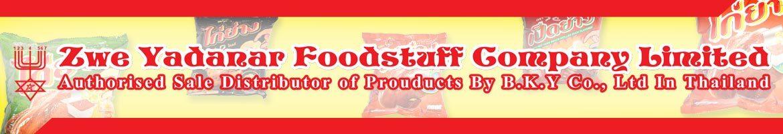 Zwe Yadanar Foodstuff Co., Ltd.