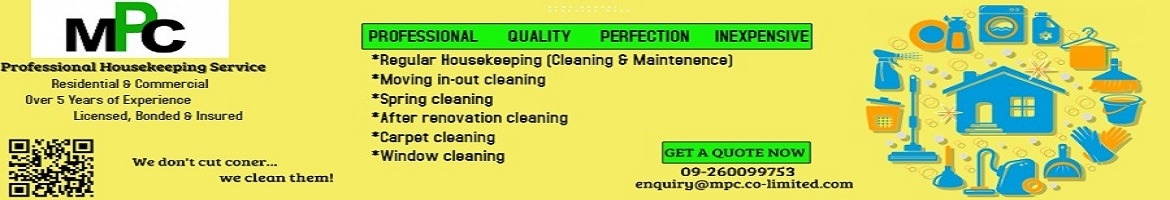 MPC (Myanmar Professional Cleaning Co., Ltd.)